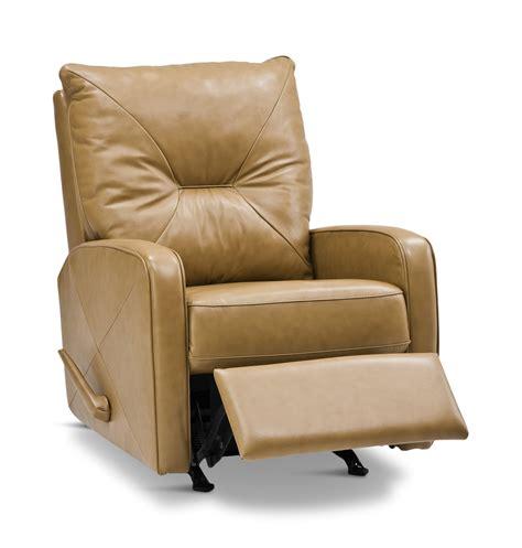 leather swivel rocker recliner theo leather swivel rocker recliner hom furniture