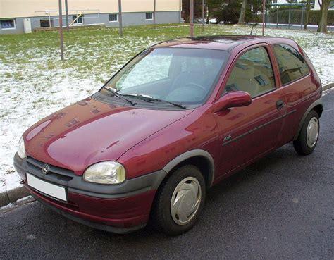 Opel Corsa B by Opel Corsa B