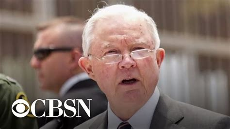 jeff sessions   attorney general news daily