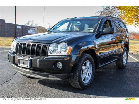 jeep laredo 2007 2007 jeep grand cherokee laredo 4x4 in black 524571