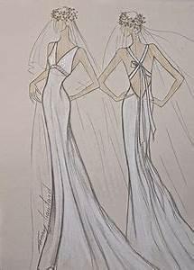 dessin coloriage robe de mariee bustier et fourreau With robe décolleté v plongeant