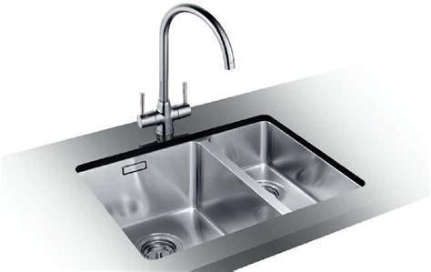 Blanco Andano 340/180 U Undermount Sink & Tap Pack UND 7544