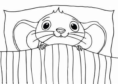 Blanket Coloring Pages Despereaux Under Designlooter Drawings