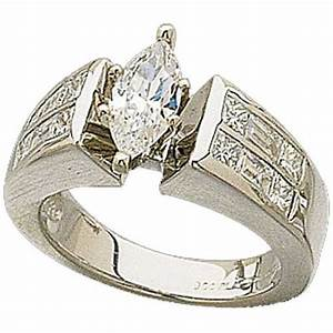 gold wedding rings engagement rings without center stone With wedding ring mounts without center stone