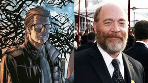 JK Simmons Gets Jacked For His Role As Commissioner Gordon