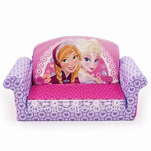 Furniture Cute Toddler Flip Open Sofa For Children