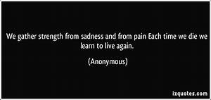 Anonymous Quotes About Strength. QuotesGram