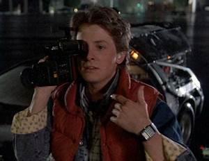 Marty McFly Casio - Holytaco
