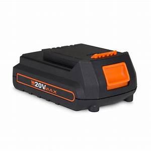 Batterie 1 5 Volt : wen 20 volt max lithium ion 1 5 ah rechargeable battery ~ Jslefanu.com Haus und Dekorationen