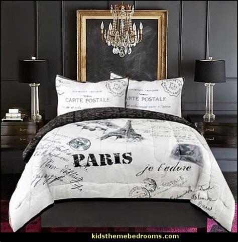 Teenage Bedroom Comforters by Decorating Theme Bedrooms Maries Manor Paris Style Pink
