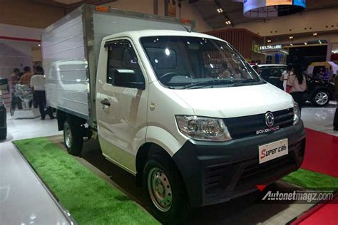 Gambar Mobil Dfsk Supercab by Dfsk Cab Mini Truck Autonetmagz Review Mobil