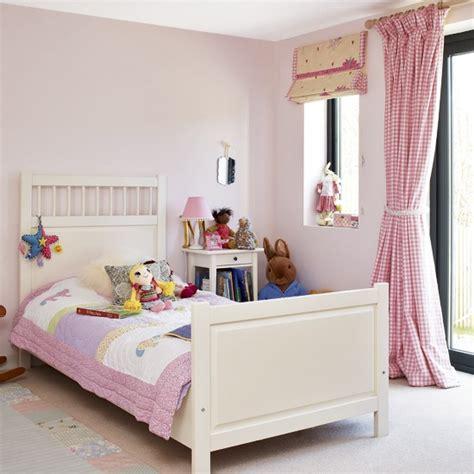 Pink And White Girl's Bedroom  Children's Bedrooms