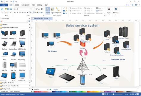 best visio alternatives for network diagramming visio like