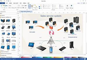 Network Diagram Maker - Free Download And Software Reviews