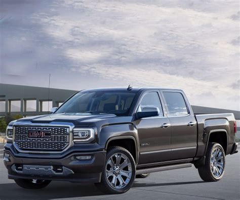 2018 Gmc Sierra Release Date, Engines, Changes, Redesign