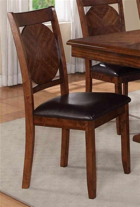 high back side chair set of 2 express home decor