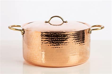copper pot  lid bakir tencere  cm