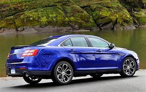 2013 Ford Taurus SHO First Drive - Motor Trend  Taurus