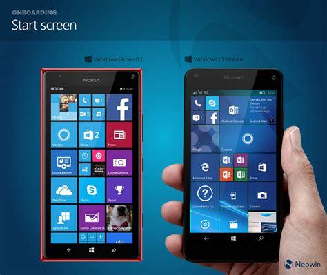 windows phone windows mobile windows phone 8 1 vs windows 10 mobile detailn 237 srovn 225 n 237