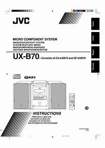 Download Jvc Owners Manual Ux
