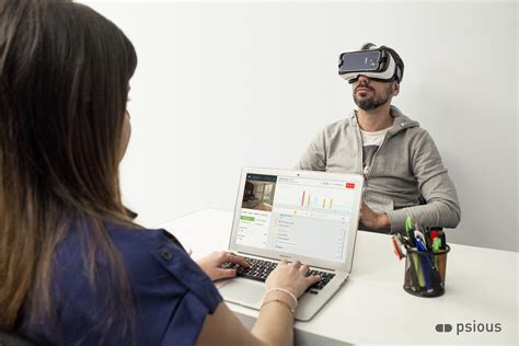 virtual reality therapy healthy living counseling center