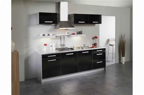 meuble de cuisine en bois pas cher cuisine bois noir ikea