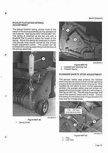 Hesston Baler 4590 Operators Manual