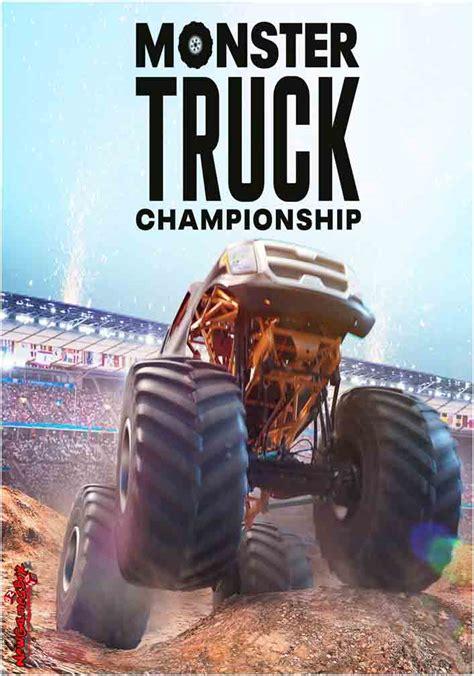 monster truck championship   pc game setup