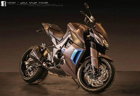 1000+ Ideas About Kawasaki Z1000 On Pinterest