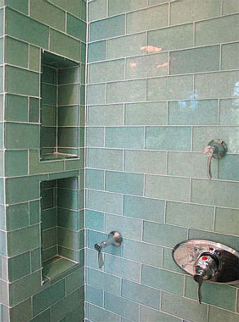 Glass Tile Bathroom Ideas by Eco Materials Recycled Content Tile For Kitchens And