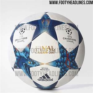 Champions League, ecco come sarà il pallone Adidas per la ...