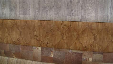 rolls of linoleum in flooring warehouse pan stock footage 8369722