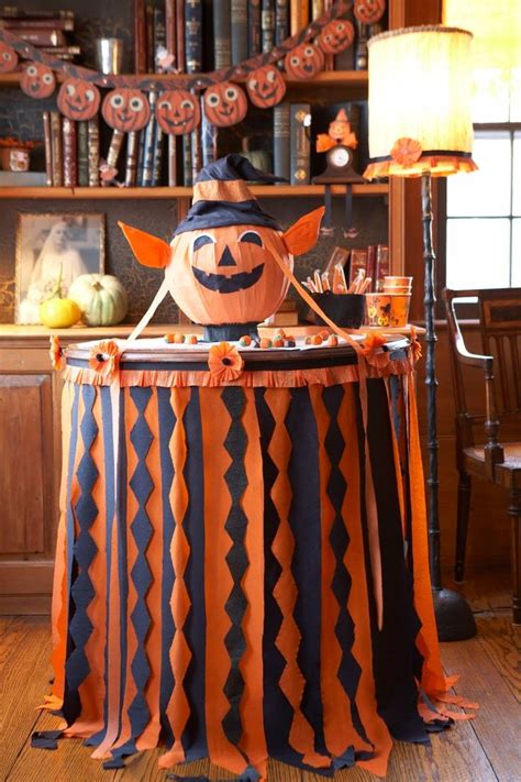 25 best ideas about vintage halloween decorations on