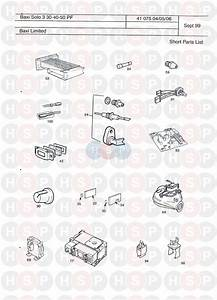Baxi Solo 3 60 Pf  A Quick Look First Line Spares  Diagram