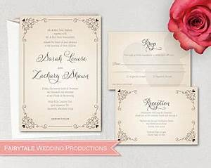 disney wedding invitations etsy uk With disney themed wedding invitations uk