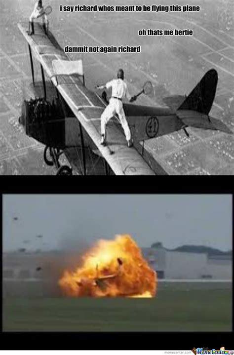 Badminton Meme - lets play badminton on a plane he said by doggydog77 meme center