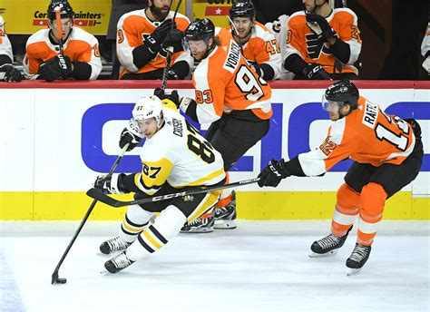 Could the Flyers and Penguins End Up in Different ...