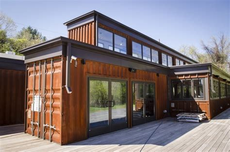 House Built From Shipping Containers