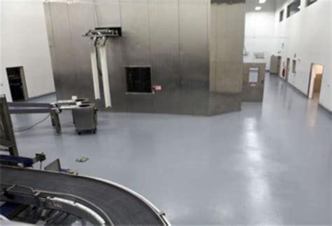 Papa John?s Production Room Floor   APF Epoxy Case Studies
