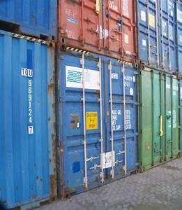 Container Gebraucht Hamburg : gebrauchte container in deutschland ~ Markanthonyermac.com Haus und Dekorationen