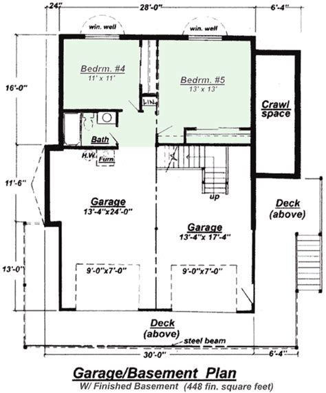 basement house plans ranch with finished basement house plans home design and