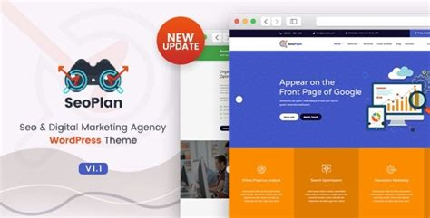 Digital Agency Seo Marketing Html Template Nulled by Download Seoplan Digital Marketing Agency