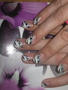 Ongles Pinterest : ongles noir et blanc ongle joy studio design gallery photo pinterest nail designs for wedding ~ Melissatoandfro.com Idées de Décoration