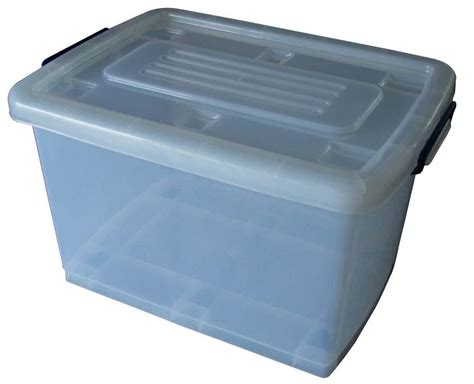 Plastic Container Box Sterilite 17511712 6 Quart