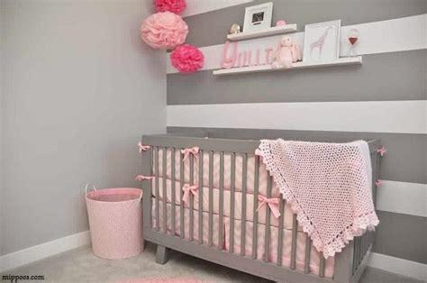 chambre bébé fille et gris déco chambre bébé fille gris bébé et décoration