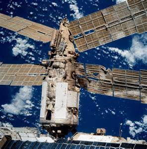 Station Mir and ISS Together (page 3) - Pics about space