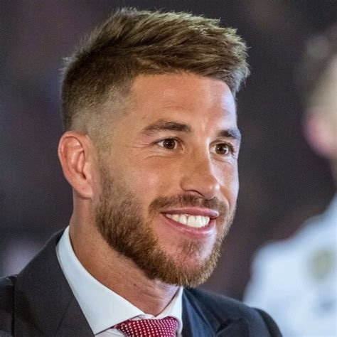50 Sergio Ramos Haircuts   Men Hairstyles World