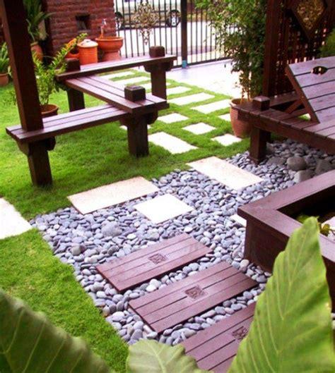 taman teras rumah minimalis taman rumah desain taman