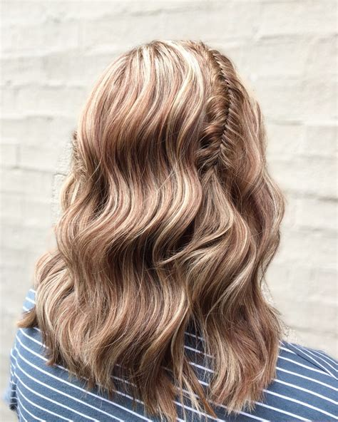 Hairstyles For With Medium Hair by 29 Cutest Prom Hairstyles For Medium Length Hair For 2019