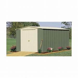 Abri De Jardin En Kit : abri de jardin m tal colorbond 12 34m treco kit d 39 ancrage ~ Dailycaller-alerts.com Idées de Décoration
